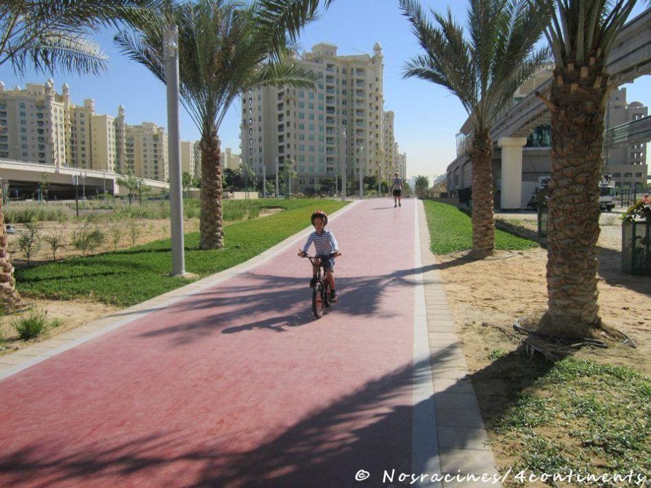 Al Ittihad Park, Palm Jumeirah