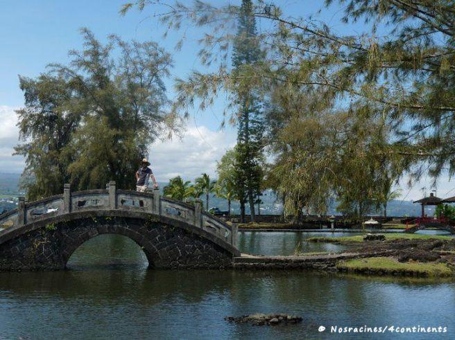 Liliuokalani Gardens, Hilo, Big Island, Hawaii - 2010