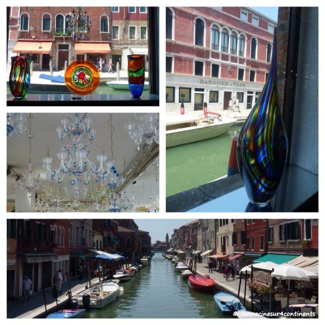 Balade le long du Grand Canal de Murano - 2011