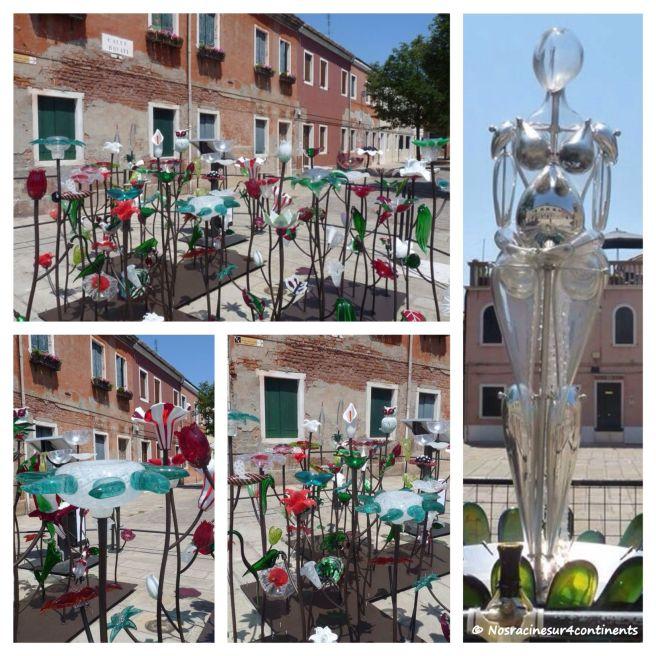 Les sculptures de verre de Murano - 2011
