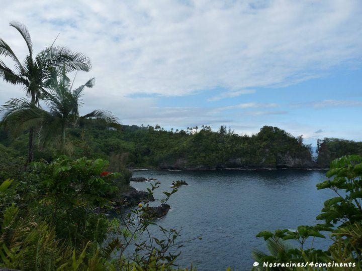 Pepeekeo Scenic Drive, Côte Hamakua, Big Island, Hawaii - 2010