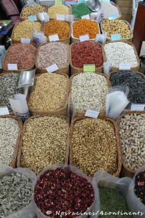 Le quartier des épices, Souk Waquif, Doha, Qatar