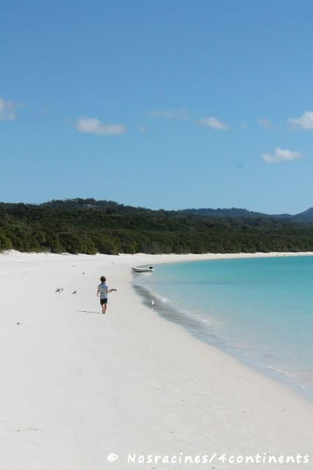 Whitehaven Beach, Whitsunday Island