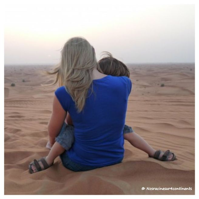 Tour organisé de « Dune Bashing », Dubaï - 2009