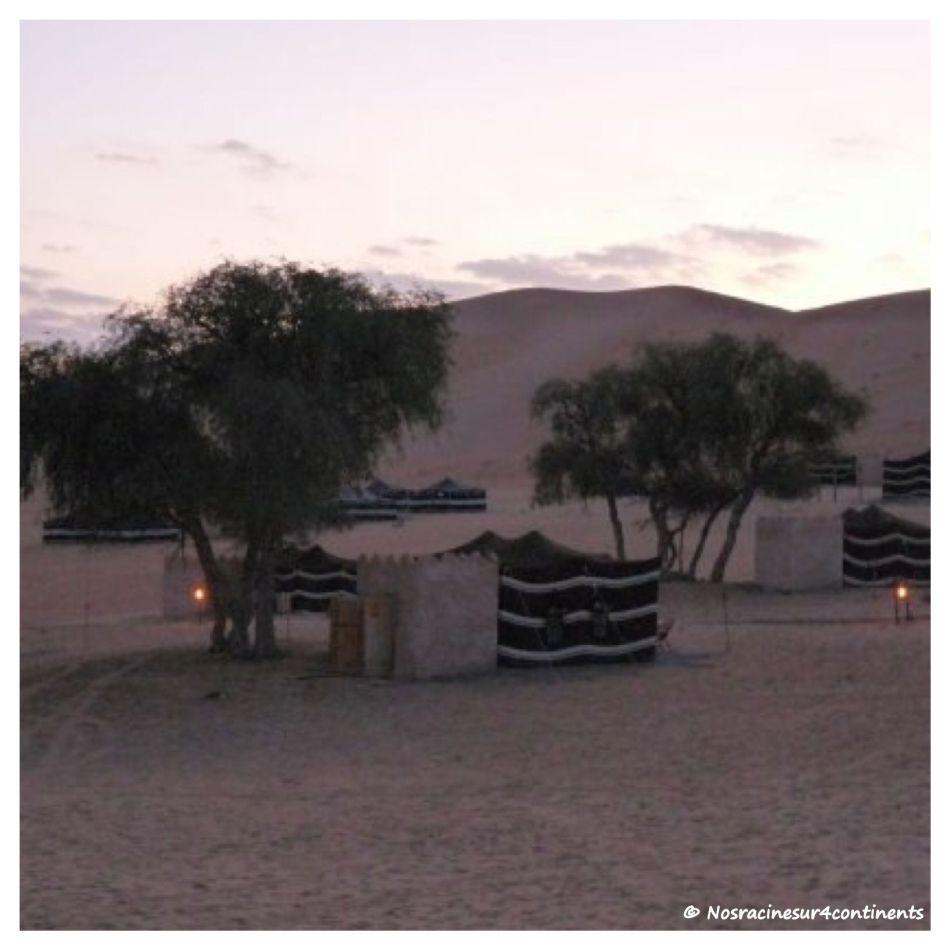 1000 Nights Camp, Désert de Wahiba, Sultanat d'Oman - 2010