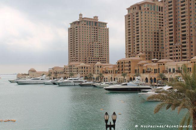 Porto Arabia, The Pearl, Qatar - 2012