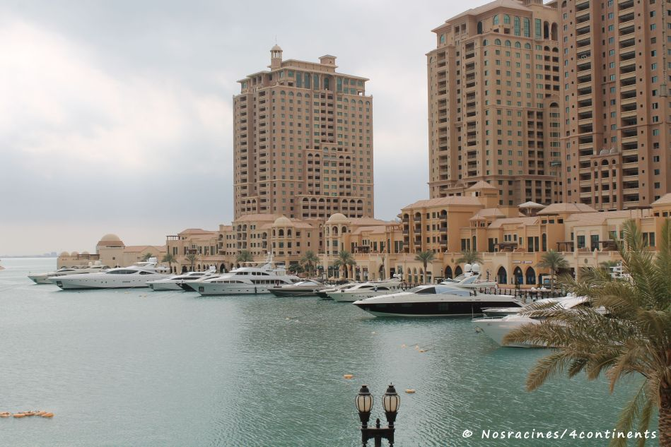 Porto Arabia, The Pearl, Qatar - 2012