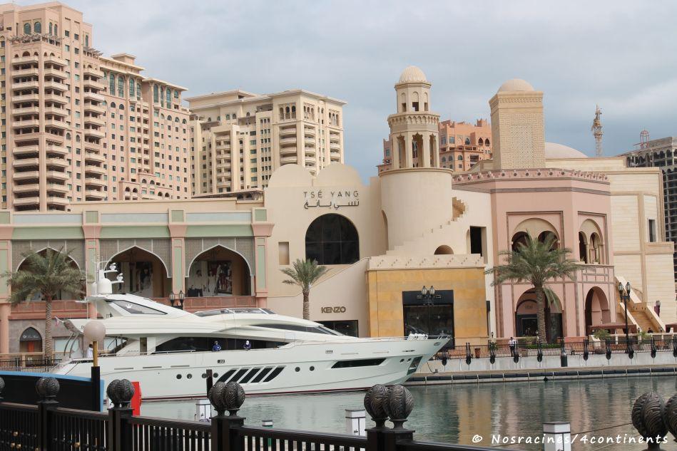 Porto Arabia, The Pearl, The Pearl, Qatar - 2012