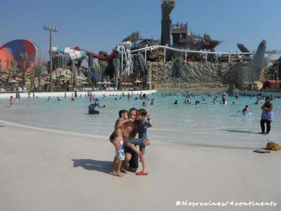 Yas Waterworld, île de Yas, Abu Dhabi - 2013