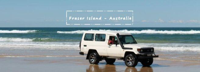 Fraser Island - titre