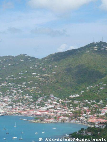 St-Thomas, îles vierges américaines