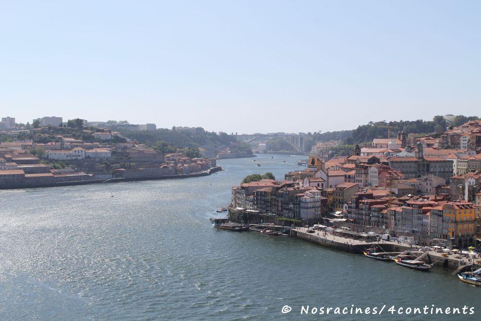 Enfin à Porto, tout juste remis d'un virus foudroyant