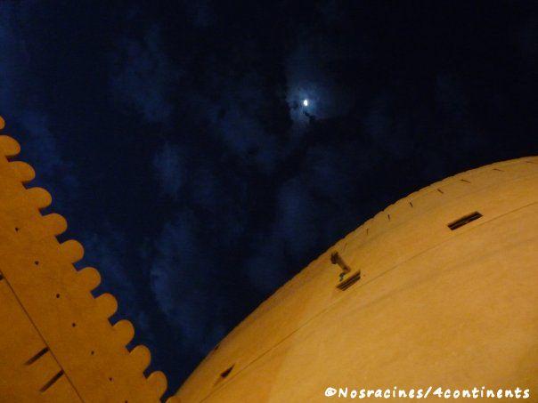 Le fort de Nizwa, Sultanat d'Oman