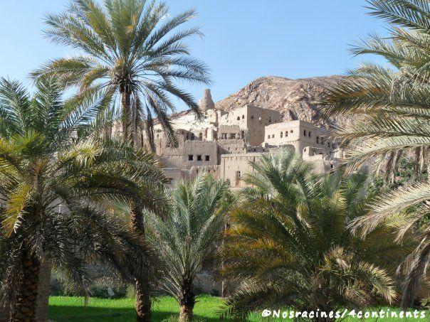 Le village fantôme de Birkat Al-Mawz