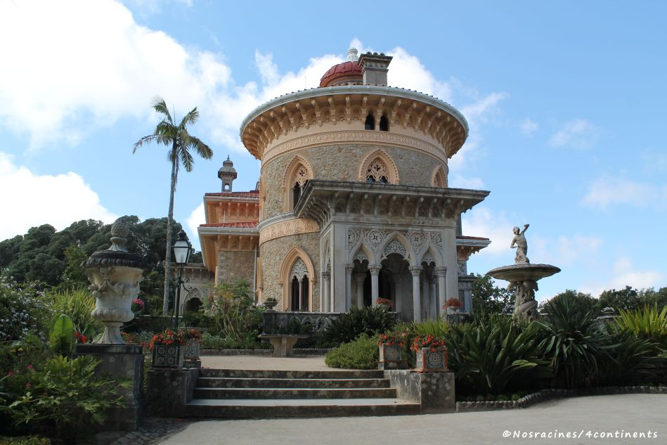 Palais de Monserrate