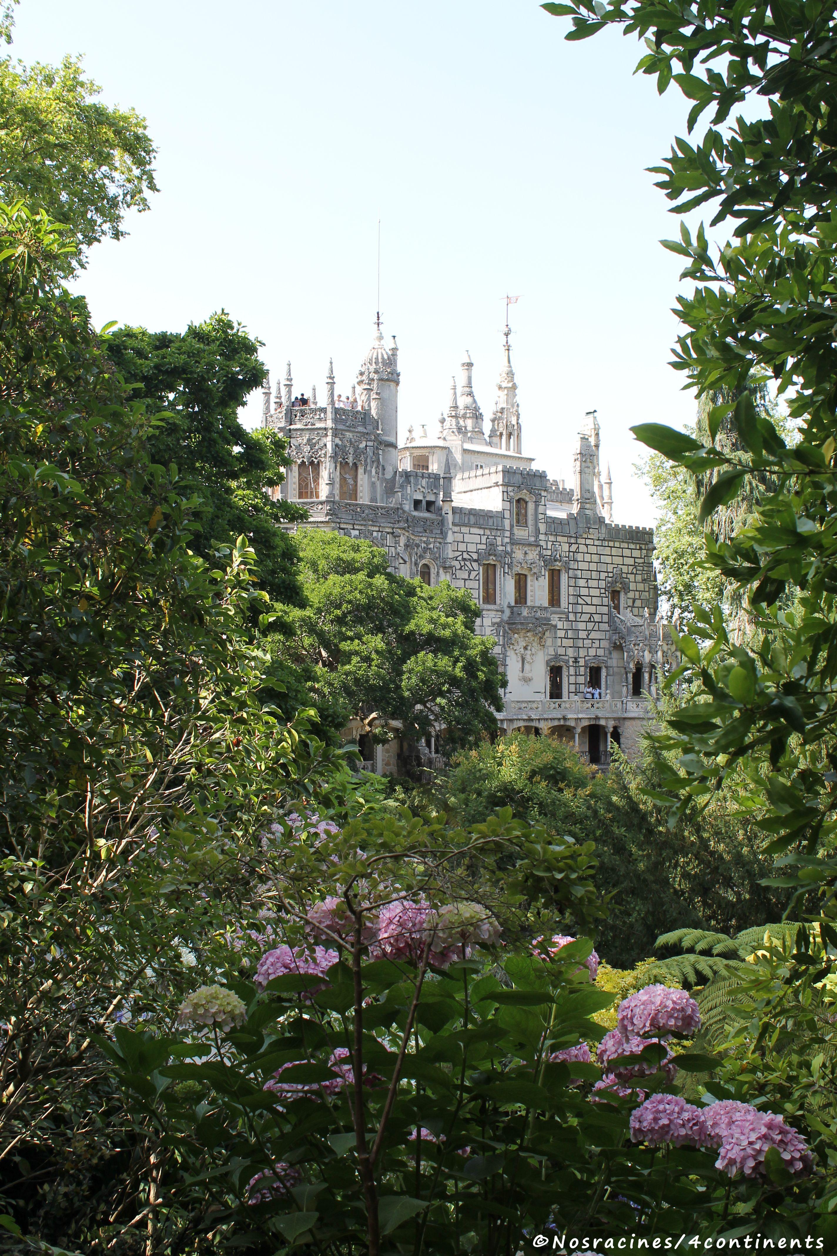 Quinta da regaleira un lieu magique et myst rieux nos for Jardines quinta da regaleira