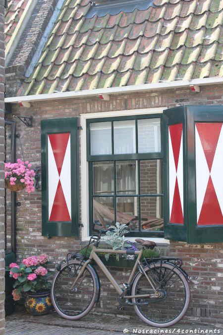 Volendam, un petit village de pêcheurs pittoresque