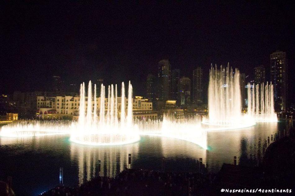 Fontaines-Dubaï