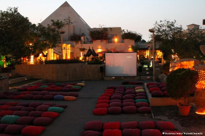Movies Under the star, Wafi City