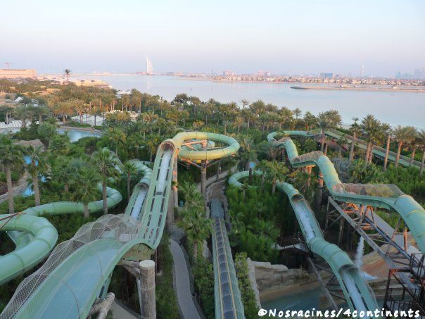 Aquadventure, Atlantis The Palm