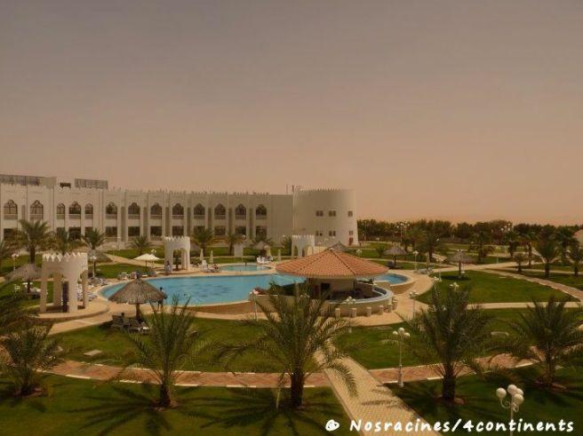Tilal Al Liwa, véritable oasis dans le désert