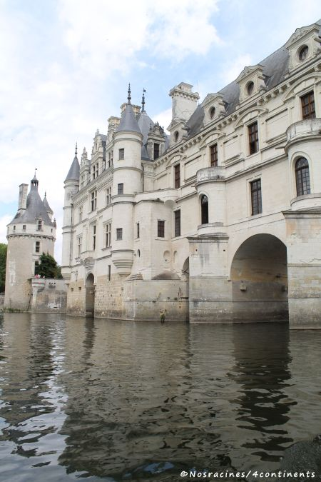 Croisière sur le Cher, un autre regard sur le château de Chenonceau