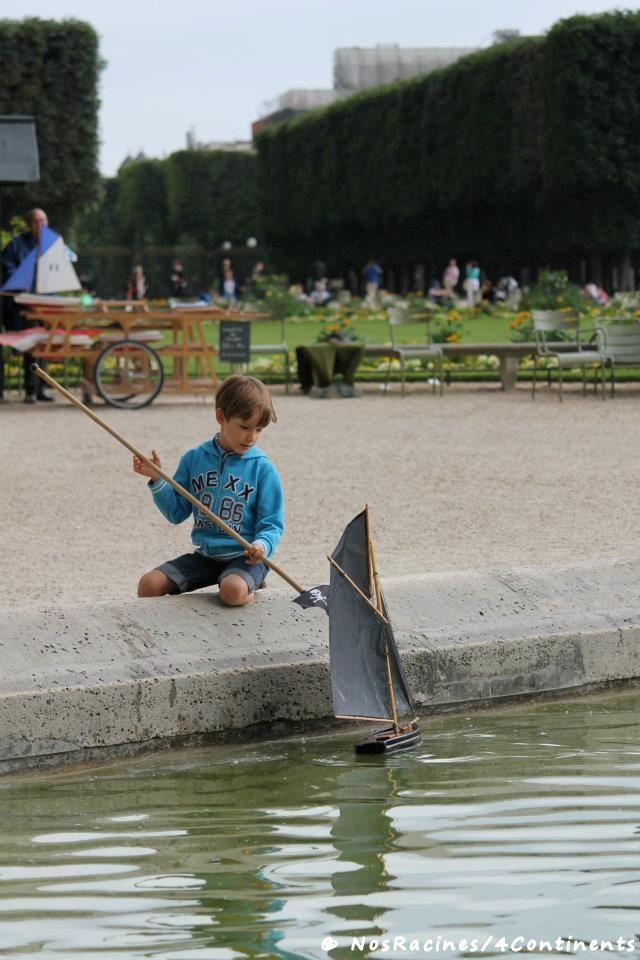 Les activit s faire paris le top 8 des enfants nos - Jardin du luxembourg enfant ...