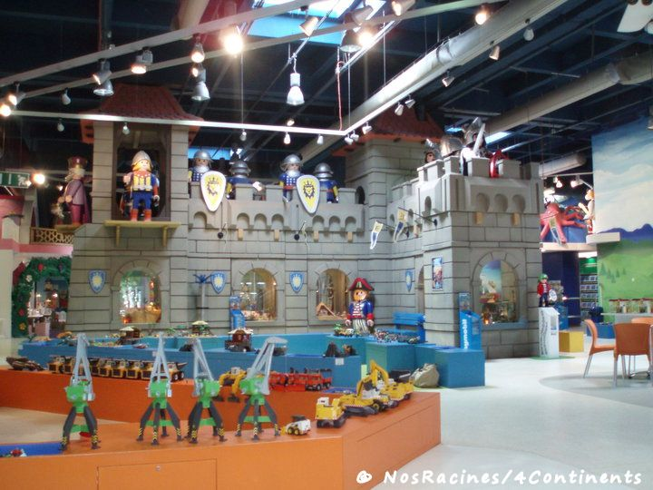 PLAYMOBIL FunPark, à Paris