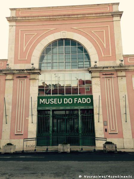 Le musée du fado de Lisbonne