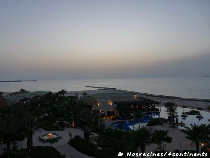 Desert Island Resort & Spa, Sir Bani Yas Island