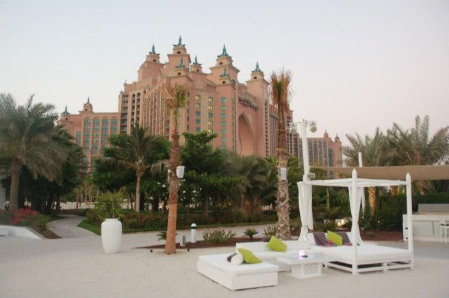 Nasimi Beach, Palm Jumeirah