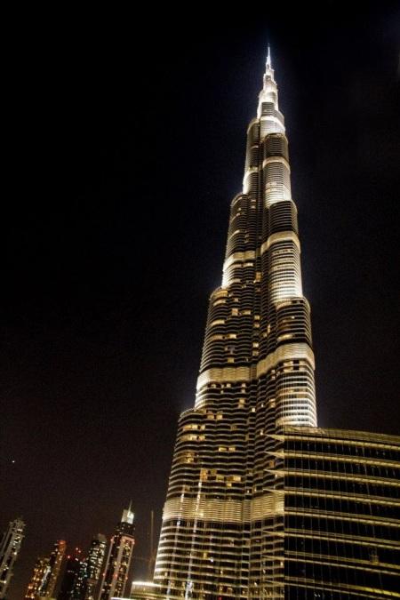 Le Burj Khalifa, Dubaï