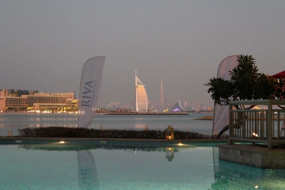 Riva Beach Club, Palm Jumeirah