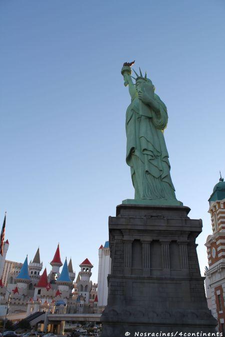 La statue de la Liberté du New York - New York