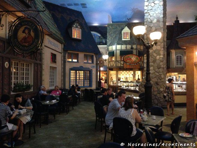 Le Village Buffet du Paris Las Vegas