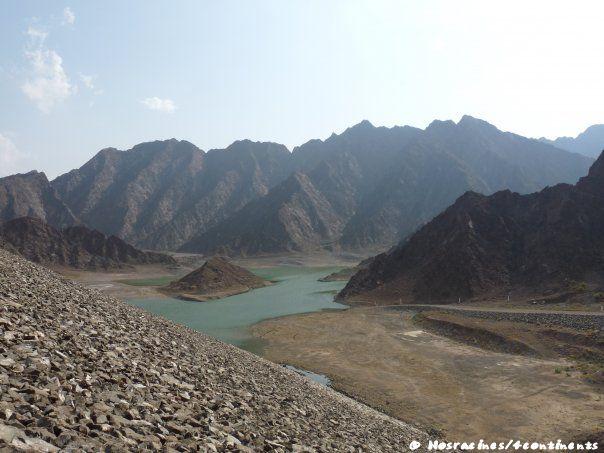 Hatta Dam, un barrage magnifique