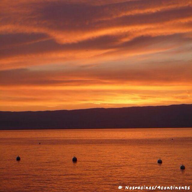 LacLéman_Coucherdesoleil