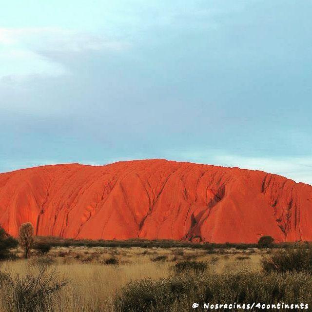 Uluru_coucherdesoleil