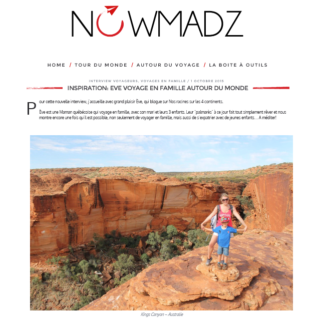 Nowmadz-interview