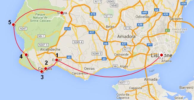 Excursions_Lisbonne