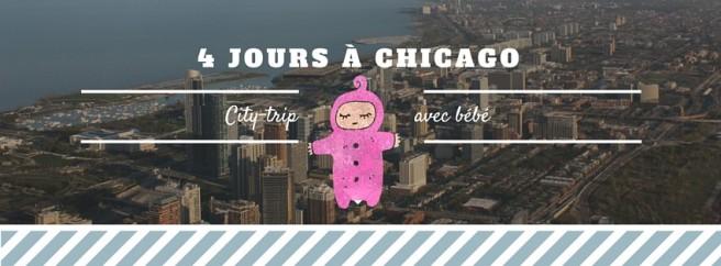 4 jours à chicago