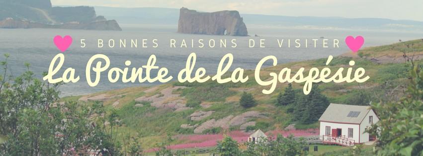 La Gaspésie(1)